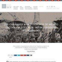 Los chamanes más poderosos de México (íntima selección de Jacobo Grinberg Zylberbaum) -Más de MX