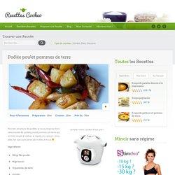 Poêlée poulet pommes de terre - Recettes Cookeo