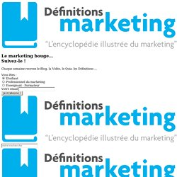 POEM - Définitions Marketing