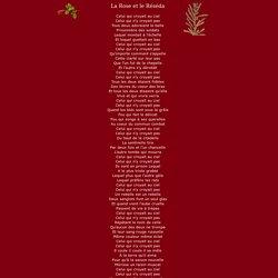 Poeme de Louis Aragon, Les yeux d'Elsa