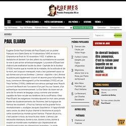 Poèmes de Paul Eluard