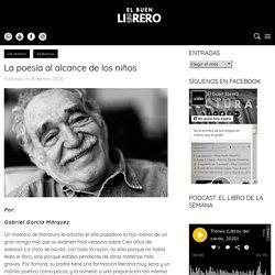 La poesía al alcance de los niños: Un texto de García Márquez