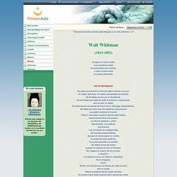 Poesía de Walt Whitman