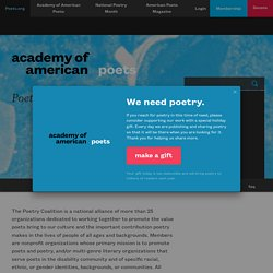 Poetry Coalition