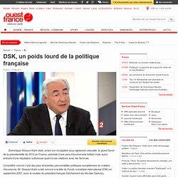 DSK, un poids lourd de la politique française - Politique
