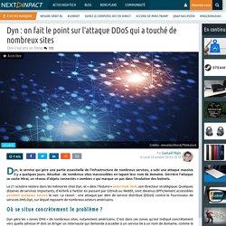 Dyn : on fait le point sur l'attaque DDoS qui a touché de nombreux sites