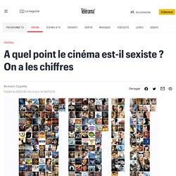 A quel point le cinéma est-il sexiste ? On a les chiffres