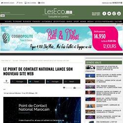 Le Point de contact national lance son nouveau site web