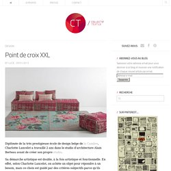 Point de croix XXL
