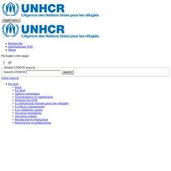 HCR- Point de vue du HCR : « Réfugié » ou « migrant » – Quel est le mot juste ?