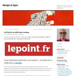 Le Point.fr se relift chez e-artsup