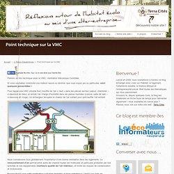 Point technique sur la VMC « Blog éco construction