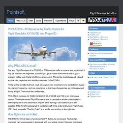 Pointsoft - PRO-ATC/X