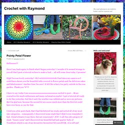 Crochet with Raymond