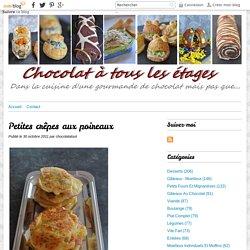 Petites crêpes aux poireaux - Blog cuisine avec du chocolat ou Thermomix mais pas que