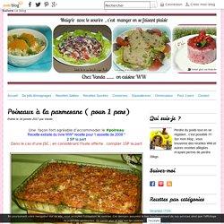 Poireaux à la parmesane ( pour 1 pers)