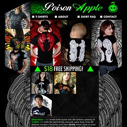 Poison Apple Shirts
