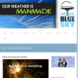 Nano Poisoning/Morgellons Disease – Bye Bye Blue Sky