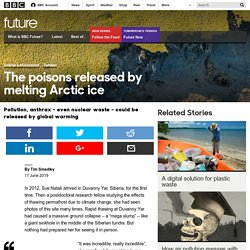Future - The poisons released by melting Arctic ice