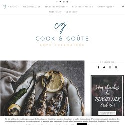 Poisson au barbecue et sa marinade aux oignons - Cook and Goûte