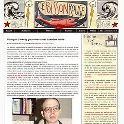 Poisson Rouge » Pourquoi Sarkozy gouvernera avec l'extrême droite