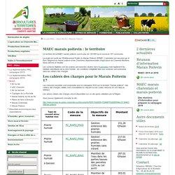 Marais Poitevin - La Chambre d'Agriculture de Charente-Maritime.