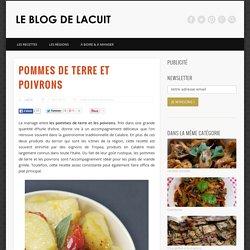 Pommes de terre et poivrons - Recette de la Cuisine Italienne