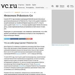 Феномен Pokemon Go — Мнения российских экспертов об игре, история её появления и реакция владельцев бизнеса