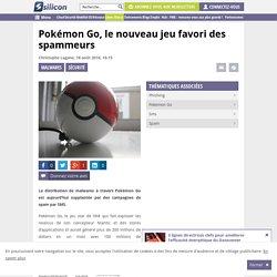 Pokémon Go, le nouveau jeu favori des spammeurs