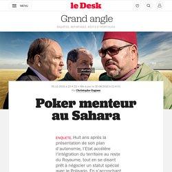 Poker menteur auSahara – Le Desk