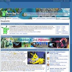 Hauptseite – PokéWiki - Die deutsche Pokémon-Enzyklopädie