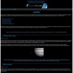 Le système polaire de Jupitère