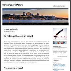 Le polar québécois