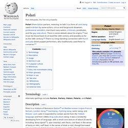 Polari