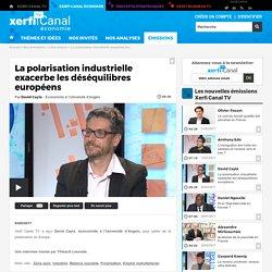 David Cayla, La polarisation industrielle exacerbe les déséquilibres européens