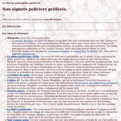 Polarophiles: Accueil
