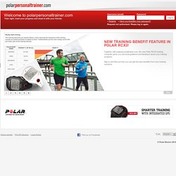 polarpersonaltrainer.com