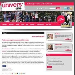 Univers: Poldermans reageert op onderzoek Commissie