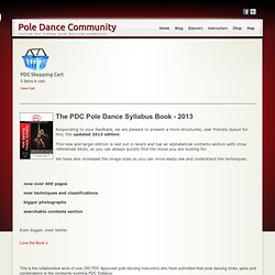 Pole Dance Community
