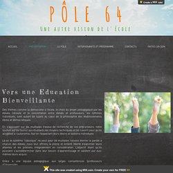 Pôle 64 - Une autre vision de l'école