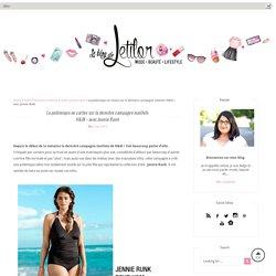 La polémique en carton sur la dernière campagne maillots H&M + avec Jennie Runk