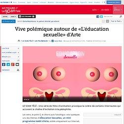 Vive polémique autour de «L'éducation sexuelle» d'Arte