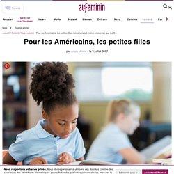 Etats-Unis : Etude polémique sur les fillettes noires