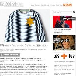 Polémique «étoile jaune»: Zara présente ses excuses