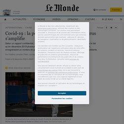 LE MONDE 02/12/20 Covid-19 : la polémique sur l'origine du virus s'amplifie