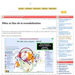 Pôles et flux de la mondialisation - Clio-Lycée
