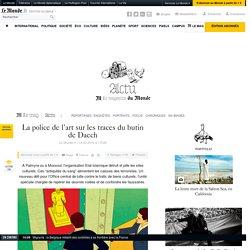 La police de l'art sur les traces du butin de Daech