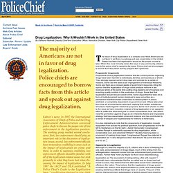 an argument in favor of the legalization of marijuana a harmless drug in the united states Many more states have legalized marijuana for medical purposes than for recreational use since california became the first state to do so in 1996, 24 other states have followed suit as a result, there is much more research on the impact of marijuana use in those states.