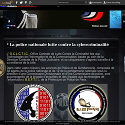 actus - Police nationale - site d'informations