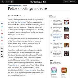 Police shootings and race